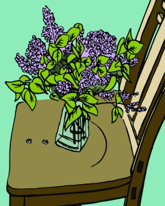 The Lilac Chair